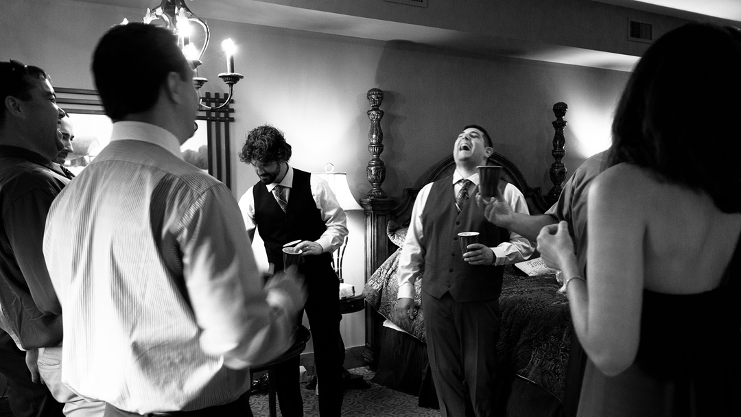 Black and White - fine art wedding photography - Lancaster, Pennsylvania