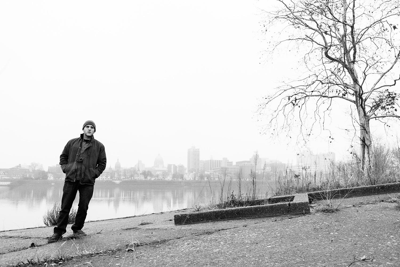 portrait photography - Susquehanna River - Harrisburg, Pennsylvania