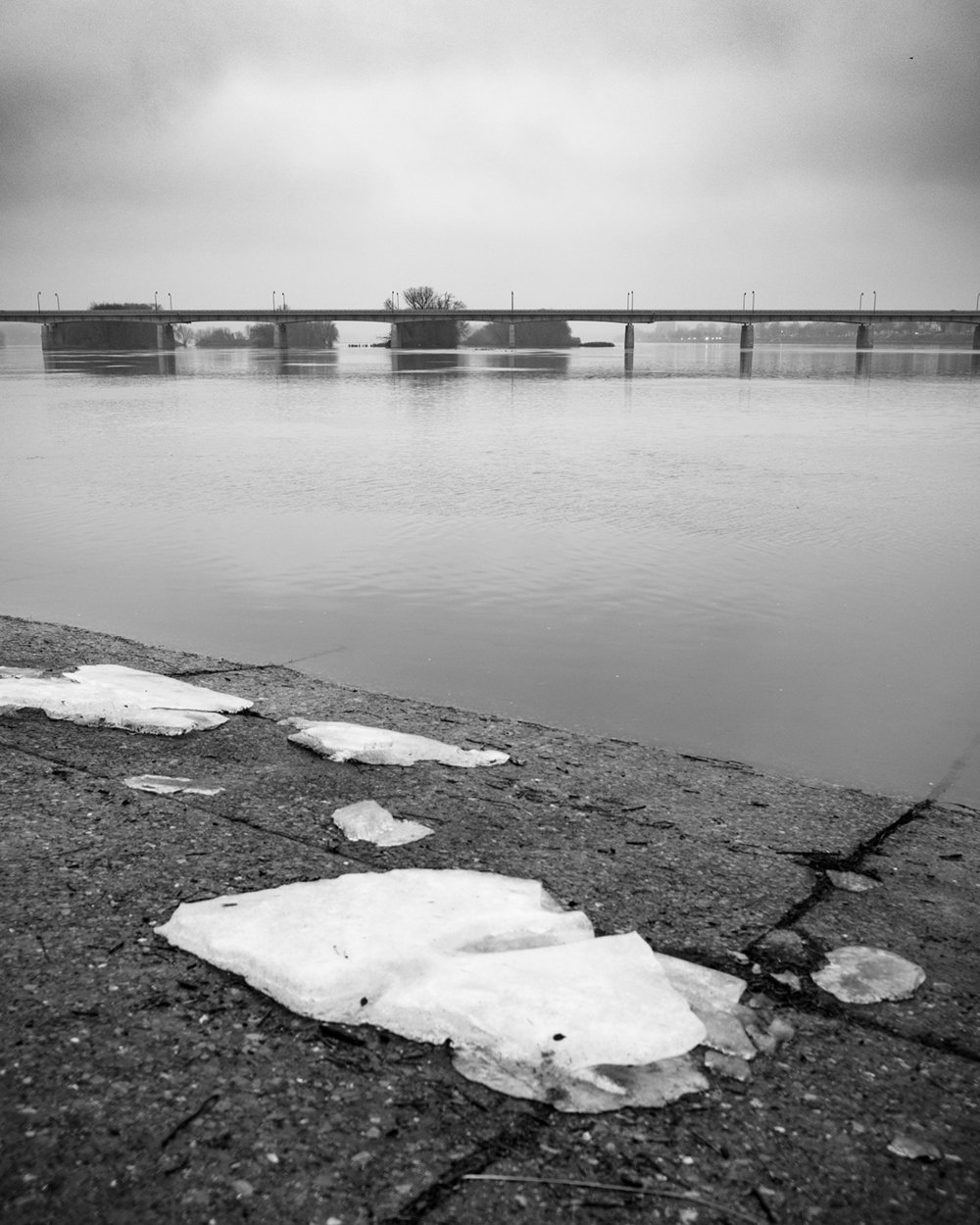 Susquehanna River - Harrisburg, Pennsylvania - fine art photography