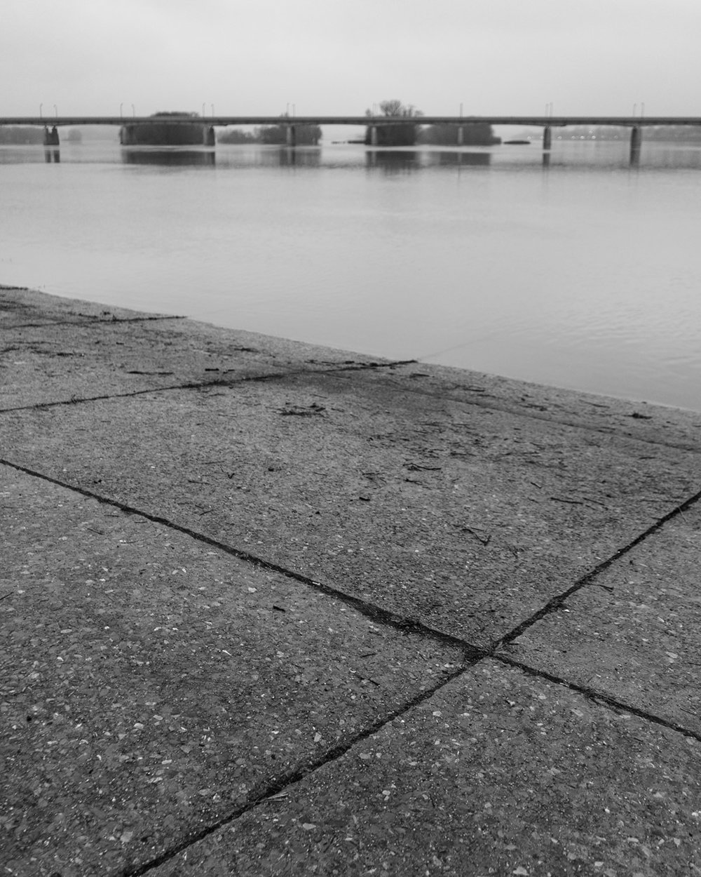 Susquehanna River - Harrisburg, Pennsylvania - fine art photography