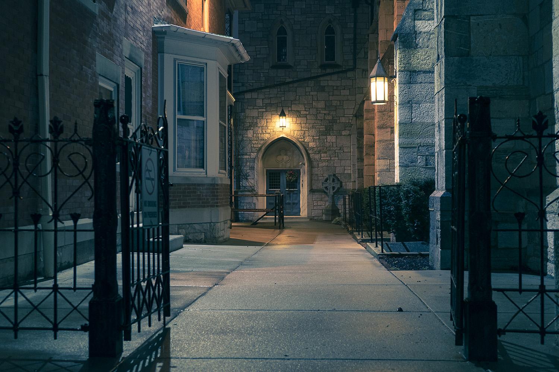 Harrisburg, Pennsylvania - fine art street photography