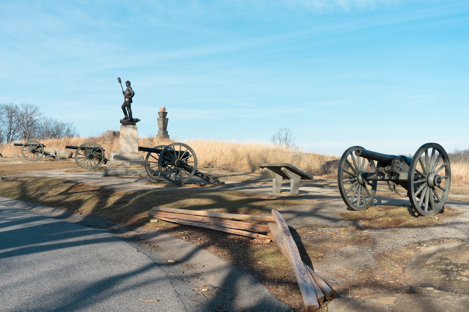 Gettysburg National Military Park - Pennsylvania - travel photography