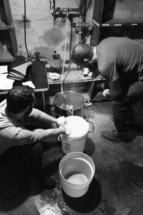 Craft Beer Brewer - Harrisburg, Pennsylvania - fine art documentary photography