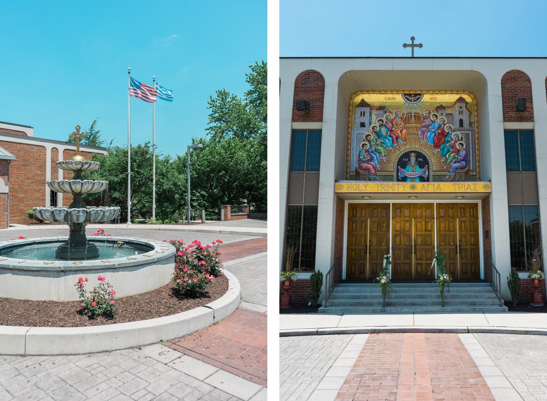 Holy Trinity Greek Church - Camp Hill, Pennsylvania - Wedding Photographer