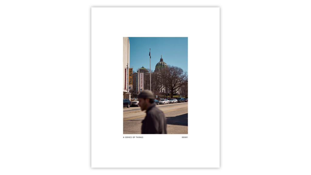 A Series of Things - 00001 - Charter Day, Harrisburg, Pennsylvania, street photography, zine
