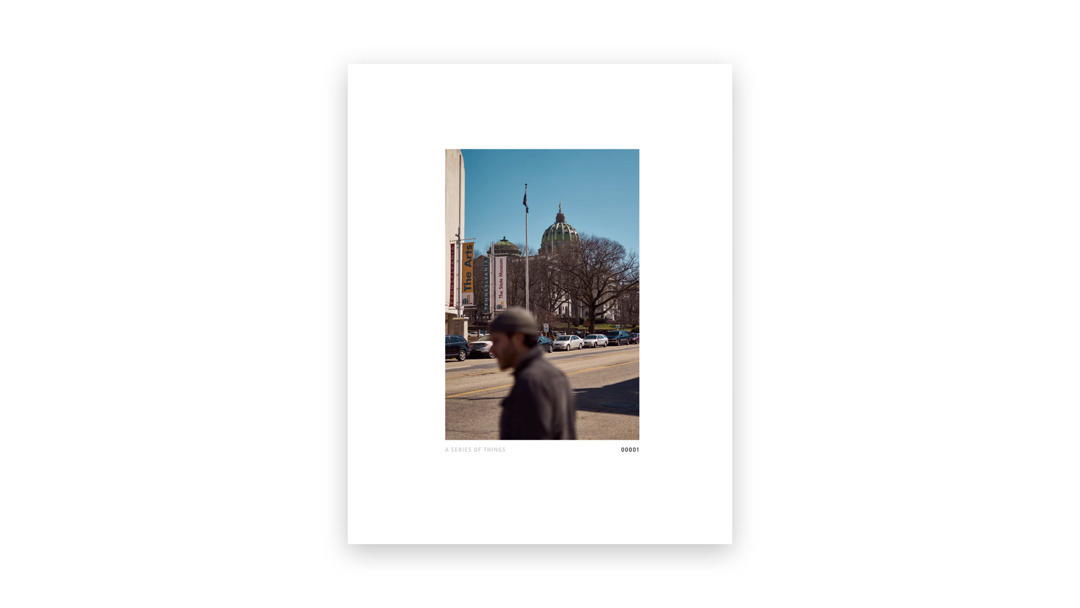 A Series of Things - Photography Magazine - Harrisburg, Pennsylvania