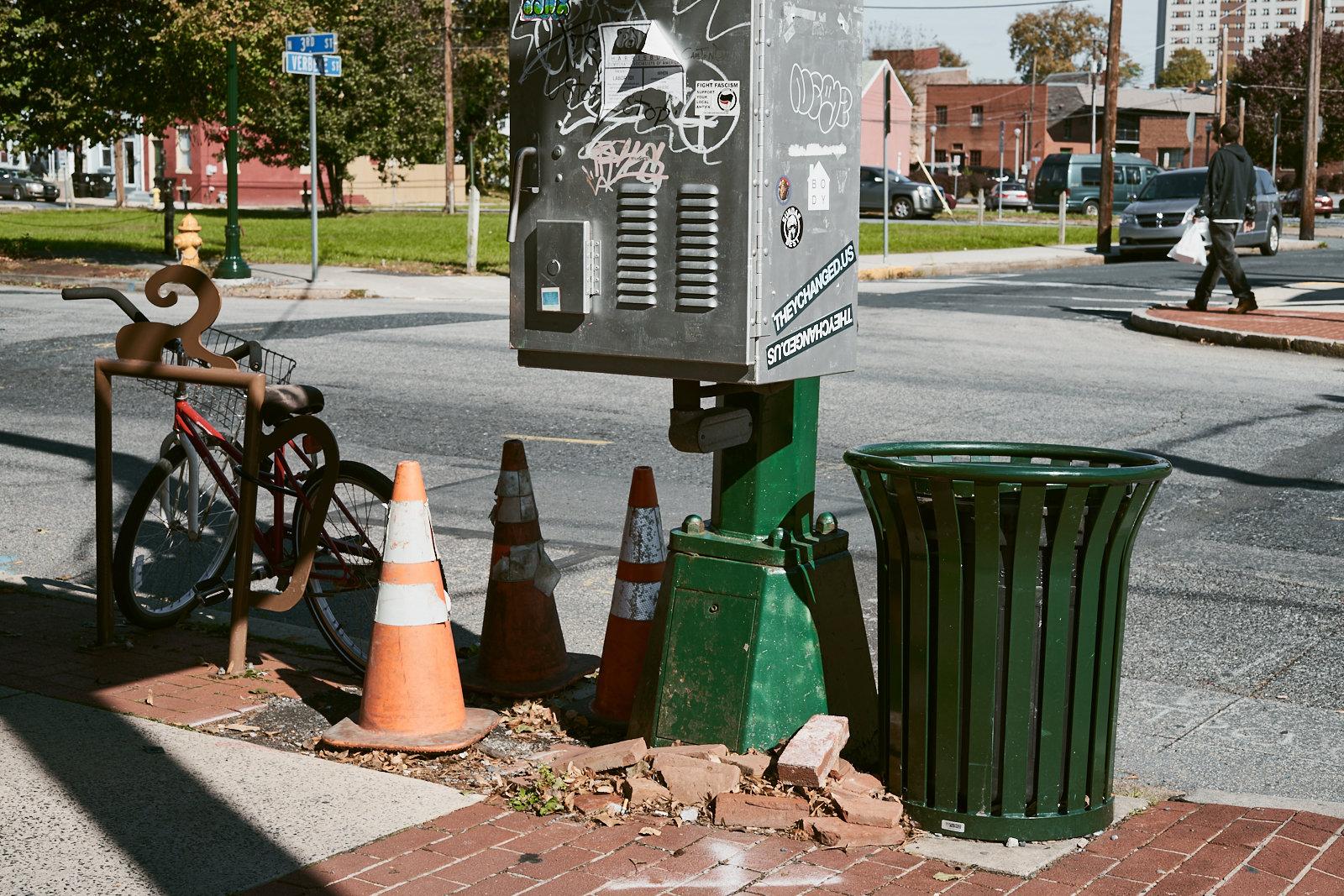 Harrisburg, Pennsylvania Fine Art Street Photography