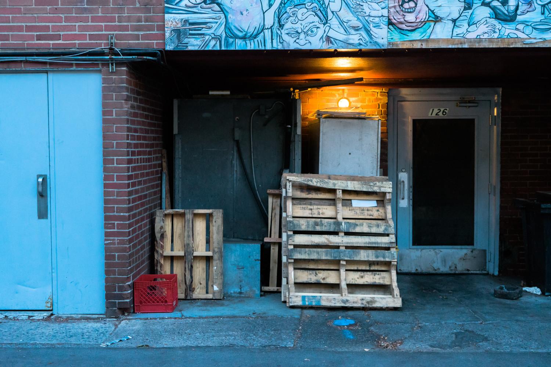 fine art street photography - State College, Pennsylvania