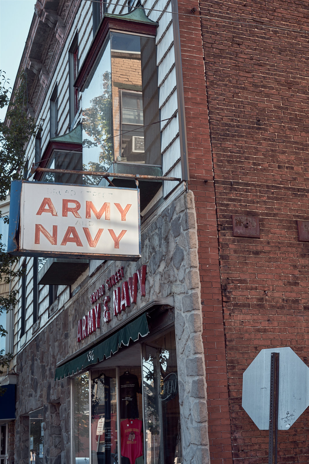 Broad Street Army Navy Store - Harrisburg, Pennsylvania - fine art street photography