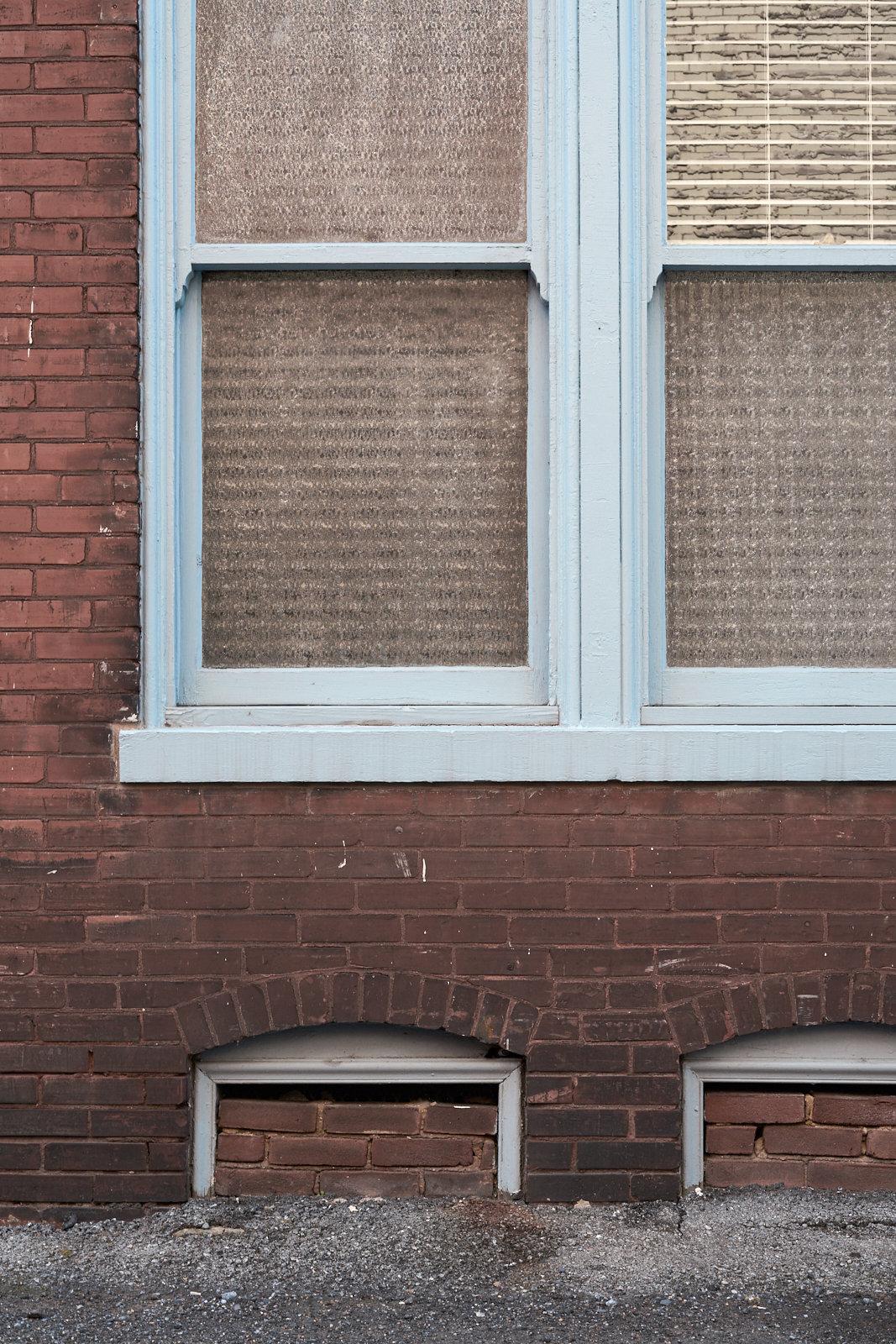 Windows - Harrisburg, Pennsylvania - fine art street photography