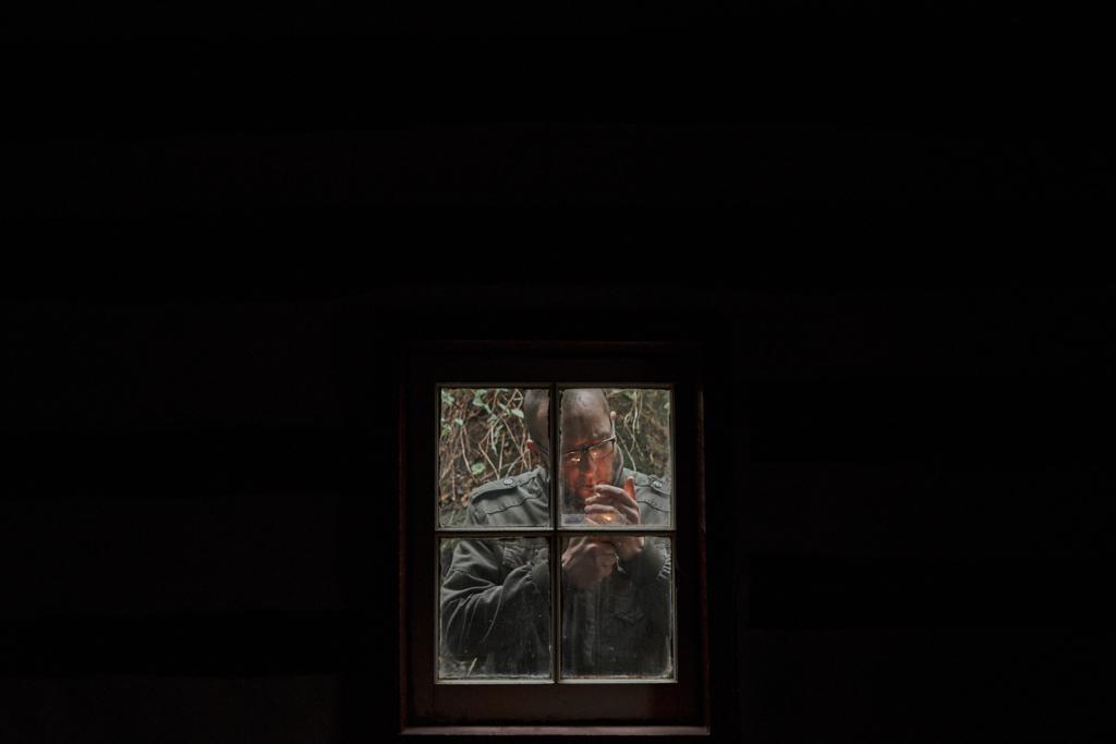 Portrait photography - York, Pennsylvania - Apollo's Sun - hip hop
