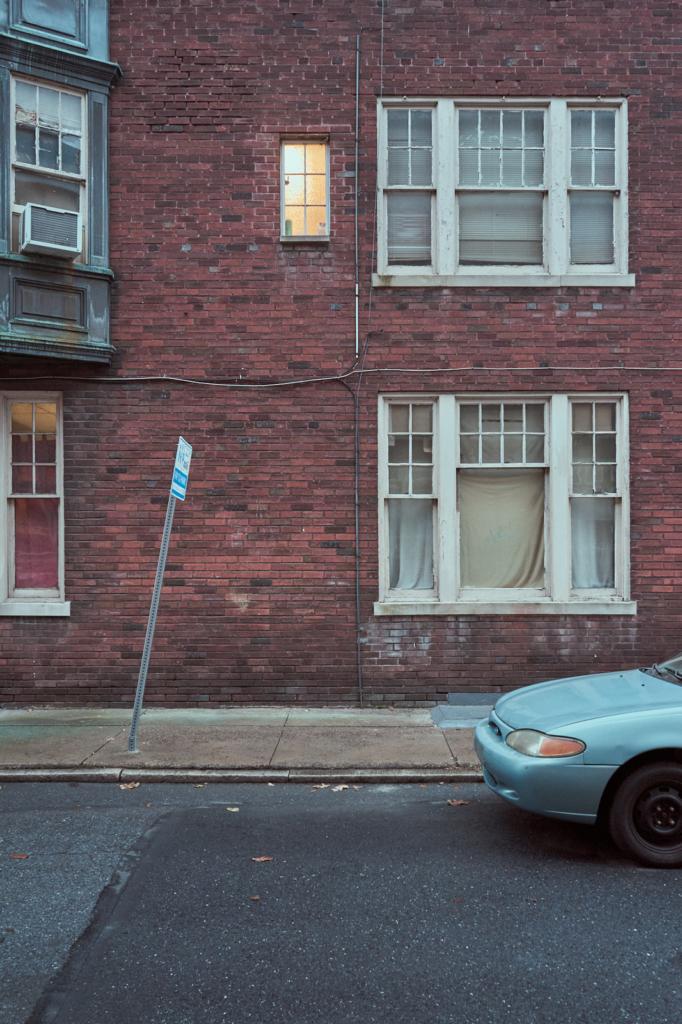 Nine Windows & a Whip - Fine Art Street Photography, Harrisburg, Pennsylvania