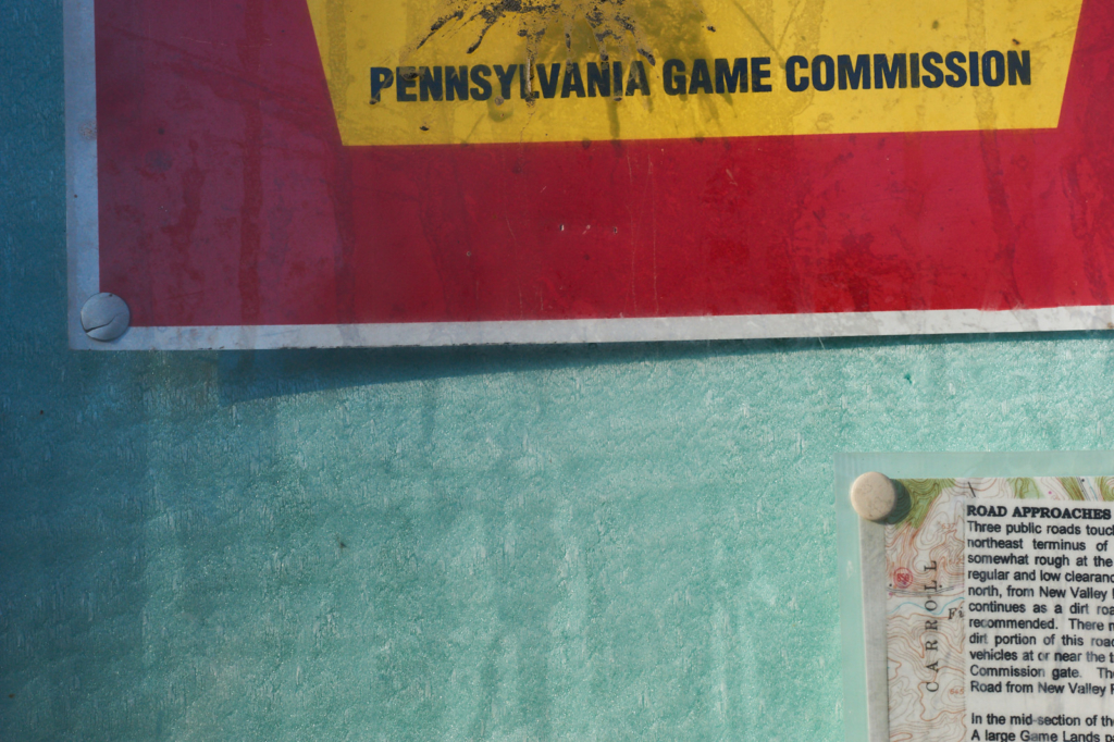 fine art street photography, Perry County, Pennsylvania, State Game Lands