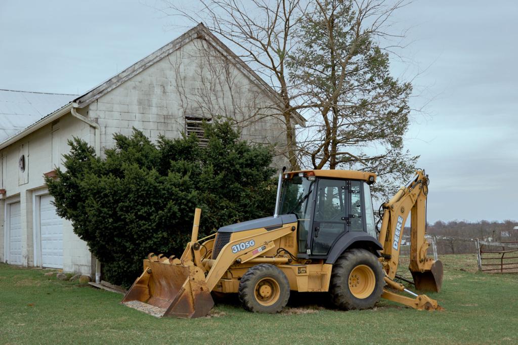 Big Sky Horse Farm, Carlisle, Pennsylvania, Documentary photography