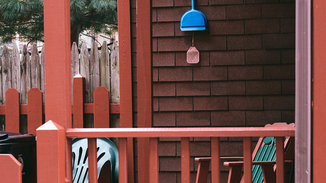 Fine Art Street Photography, Harrisburg, Pennsylvania, red