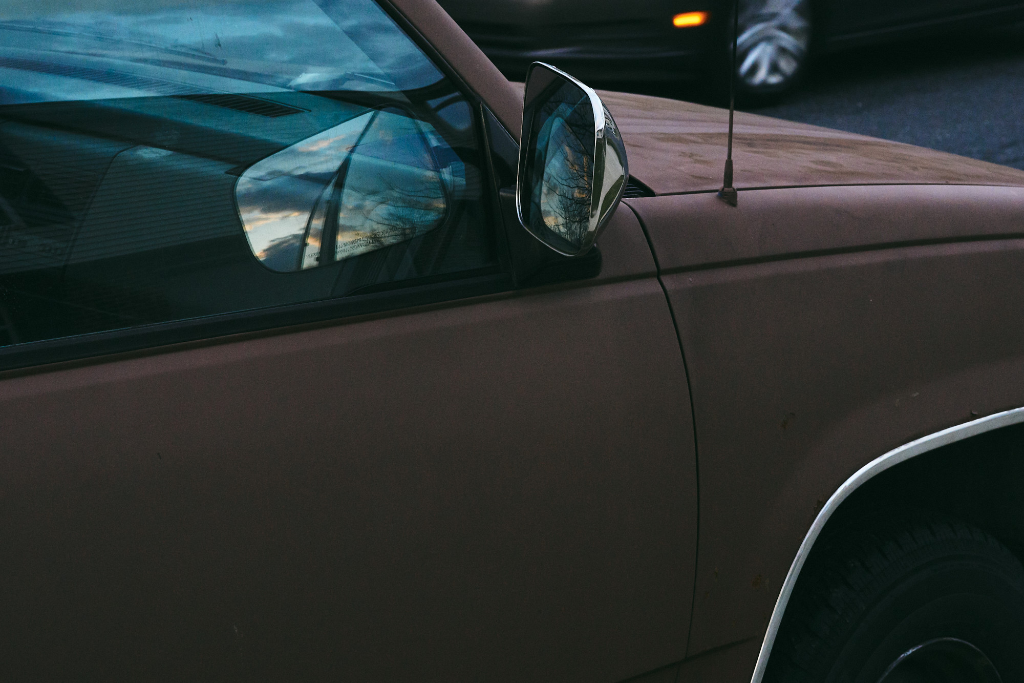 Truck, antique, classic car, street photography, Enola, Pennsylvania, Harrisburg, Cumberland County