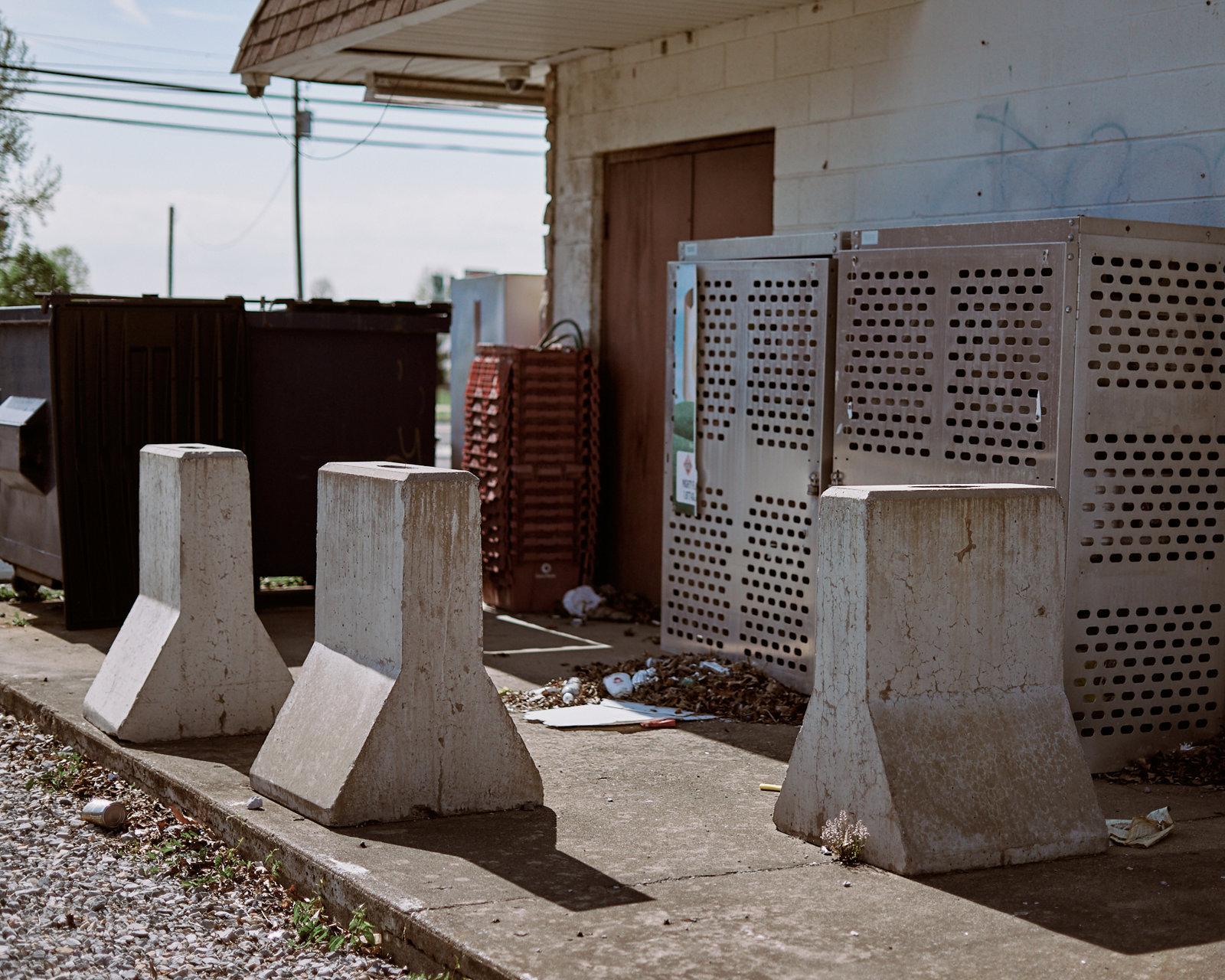 Street Photography, Mechanicsburg, Pennsylvania, A Series of Things