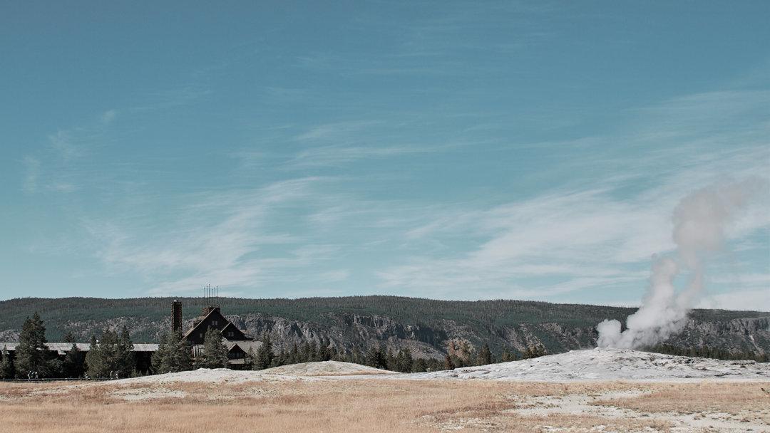 Geothermal Yellowstone