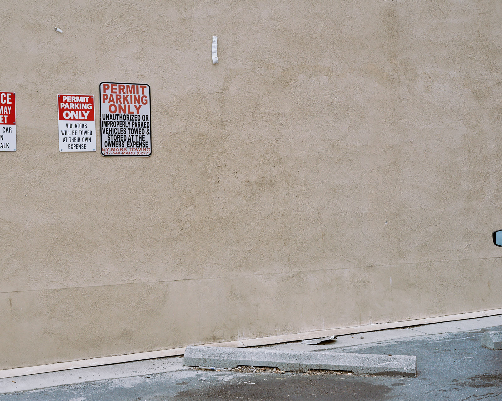 Mars Towing, street photography, Harrisburg, Pennsylvania